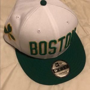 New SnapBack Boston Celtics new